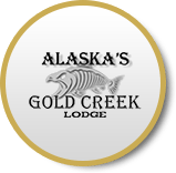 Alaska's Gold Creek Lodge Logo